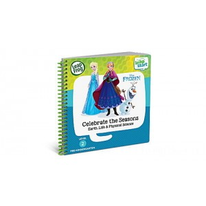LeapStart® Frozen Celebrate the SeasonsEarth, Life & Physical Science Ages 3-6 yrs. Clearance Sale