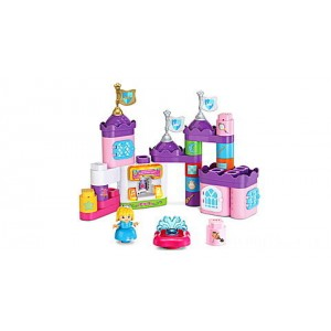 LeapBuilders® Shapes & Music Castle™ Ages 2-5 yrs. Clearance Sale