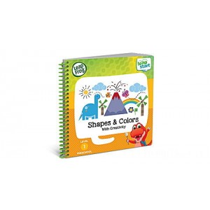 LeapStart™ Preschool Shapes & Colors Activity Book Ages 2-4 yrs. Clearance Sale