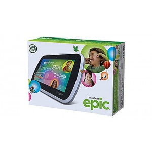 LeapFrog Epic™ Android Based Kids Tablet Ages 3-9 yrs. Clearance Sale