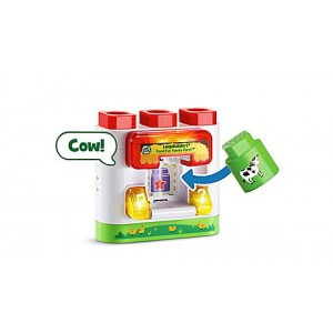 LeapBuilders® Food Fun Family Farm™ Ages 2-5 yrs. Clearance Sale