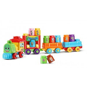 LeapBuilders® 123 Counting Train™ Ages 2-5 yrs. Clearance Sale