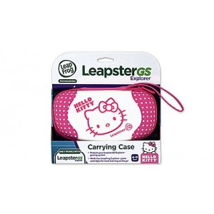 LeapsterGS™ Hello Kitty® Carrying Case Ages 4-9 yrs. Clearance Sale