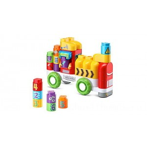 LeapBuilders® 123 Fix-It Truck™ Ages 2-5 yrs. Clearance Sale