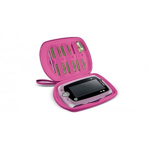 LeapPad1/LeapPad2™ Carrying Case (Flowers) Ages 3-9 yrs. Clearance Sale