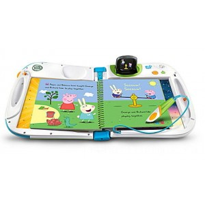 LeapStart® 3D Peppa Pig™ Playing Together Ages 2-5 yrs. Clearance Sale