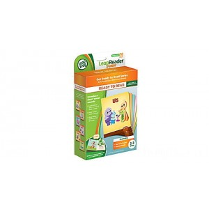LeapReader™ Junior Book Set:  Ready to Read Ages 2-3 yrs. Clearance Sale
