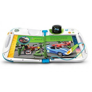 LeapStart® 3D Mickey and the Roadster Racers Pit Crews to the Rescue Ages 2-5 yrs. Clearance Sale