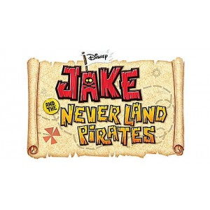 Disney Jake and the Never Land Pirates Ages 3-5 yrs. Clearance Sale