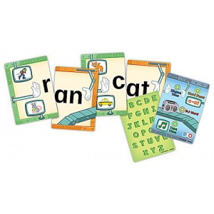 LeapReader™ Interactive Talking Words Factory Flash Cards Ages 4-7 yrs. Clearance Sale