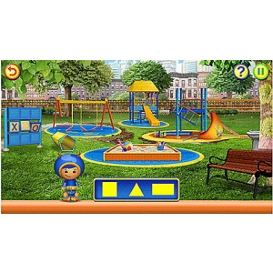 Team Umizoomi: Umi City Heroes Learning Game Ages 3-5 yrs. Clearance Sale