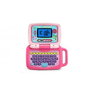 2-in-1 LeapTop Touch™ (Pink) Ages 2-5 yrs. Clearance Sale
