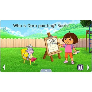 Dora the Explorer: Dora's Amazing Show Ultra eBook Ages 4-7 yrs. Clearance Sale