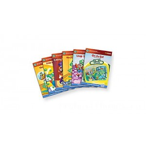 LeapReader™ Book Set: Learn to Read, Volume 1 Ages 4-7 yrs. Clearance Sale