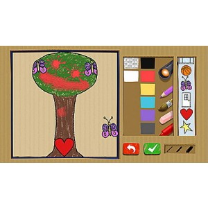 LeapTV™ Mr. Pencil™ Presents DoodleCraft Ages 4-7 yrs. Clearance Sale