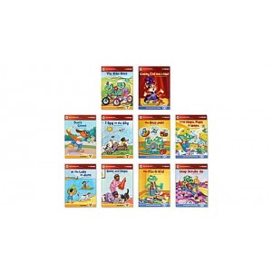 LeapReader® System and Learn-to-Read 10-Book Bundle (Pink) Ages 4-8 yrs. Clearance Sale