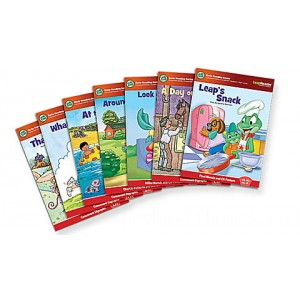 LeapReader™ Book Set: Learn to Read, Volume 3 Ages 4-7 yrs. Clearance Sale