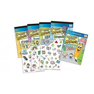 LeapReader™ Book: Learn to Write and Draw with Mr. Pencil Ages 4-8 yrs. Clearance Sale