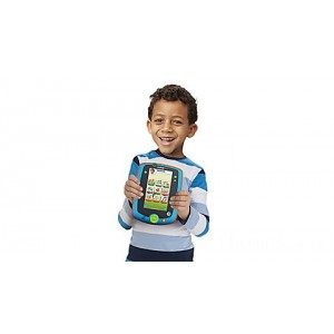 LeapPad™ Glo Learning Tablet (Teal) Ages 3-9 yrs. Clearance Sale