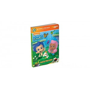 LeapReader™ Junior Book:  Nickelodeon Bubble Guppies: Bug's Day Out Ages 1-3 yrs. Clearance Sale