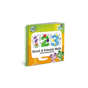 LeapStart® 3D Scout & Friends Math with Problem Solving Ages 2-5 yrs. Clearance Sale