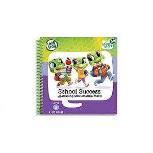 LeapStart® Go Deluxe Activity Set Combo Pack: The Human Body and School Success Bundle Ages 4-8 yrs. Clearance Sale