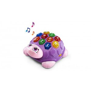 Melody the Musical Turtle™ (Purple) Ages 2-5 yrs. Clearance Sale