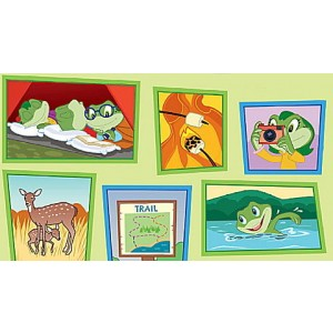 LeapStart® Reading Adventures with Health & Safety 30+ Page Activity Book Ages 4-6 yrs. Clearance Sale