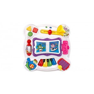 Learn & Groove™ Musical Table Activity Center - Online Exclusive Pink Ages 6-36 months Clearance Sale
