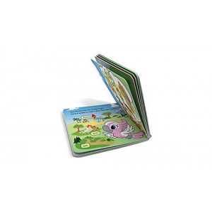 Learning Friends™ Owl & Parrot Figure Set with Board Book Ages 2-5 yrs. Clearance Sale