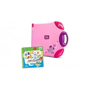 LeapStart™ Interactive Learning System for Preschool & Pre-Kindergarten - My Pal Violet Special Edition Ages 2-4 yrs. Clearance Sale