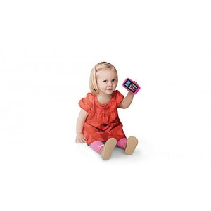 Chat & Count Smart Phone (Violet) Ages 18-36 months Clearance Sale