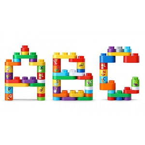 LeapBuilders® 80-Piece Jumbo Blocks Box™ Ages 2-5 yrs. Clearance Sale