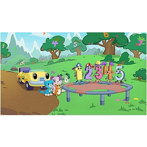 Scout & Friends: Numberland DVD Ages 2-5 yrs. Clearance Sale