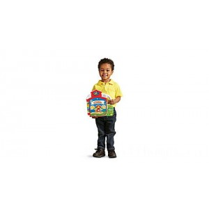 Tad's Get Ready for School Book™ Ages 2-5 yrs. Clearance Sale