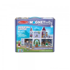 Melissa & Doug Magnetivity - Medieval Castle Clearance Sale
