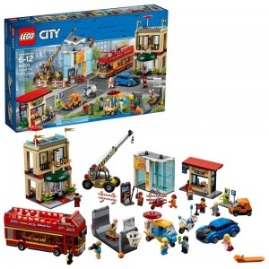 LEGO City Town Capital City 60200 Clearance Sale
