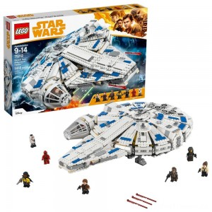 LEGO Star Wars Kessel Run Millennium Falcon 75212 Clearance Sale