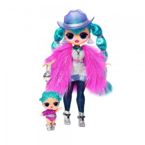 L.O.L. Surprise! O.M.G. Winter Disco Cosmic Nova Fashion Doll & Sister Clearance Sale