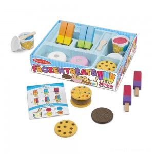 Melissa & Doug Frozen Treats Play Clearance Sale