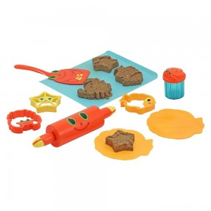 Melissa & Doug Sunny Patch Seaside Sidekicks Sand Cookie-Baking Set Clearance Sale