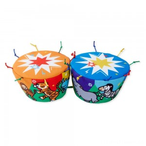Melissa & Doug Musical Bongos Clearance Sale
