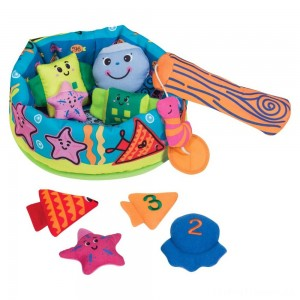 Melissa & Doug K's Kids Fish and ct Learning Game With 8 Numbered Fish to Catch and Release Clearance Sale