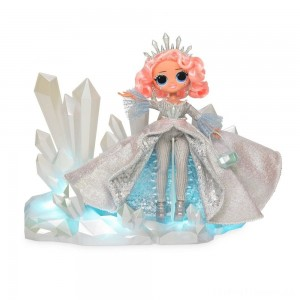 L.O.L. Surprise! Winter Disco O.M.G. Crystal Star 2019 Collector Edition Fashion Doll Clearance Sale