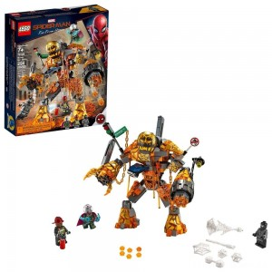 LEGO Super Heroes Marvel Spider-Man Molten Man Battle 76128 Clearance Sale