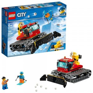 LEGO City Great Vehicles Snow Groomer 60222 Clearance Sale