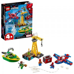 LEGO Super Heroes Marvel Spider-Man: doc Ock Diamond Heist 76134 Clearance Sale