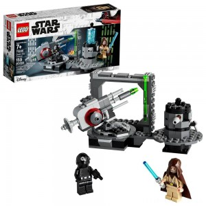 LEGO Star Wars: A New Hope Death Star Cannon 75246 Advanced Building Kit with Death Star Droid Clearance Sale