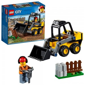 LEGO City Construction Loader 60219 Clearance Sale