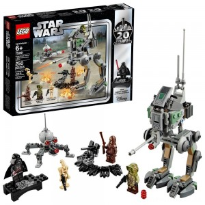 LEGO Star Wars Clone Scout Walker - 20th Anniversary Edition 75261 Clearance Sale